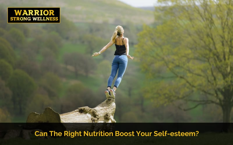 Can The Right Nutrition Boost Your Self-esteem