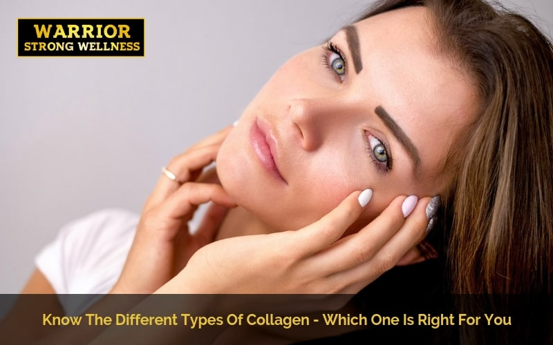 Different Types Of Collagen