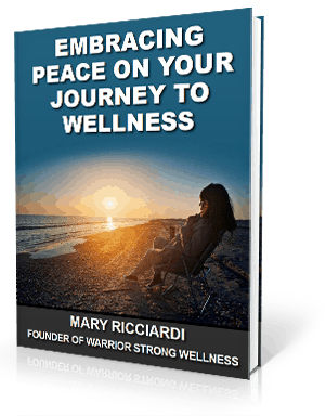 Warrior strong wellness peace e-book
